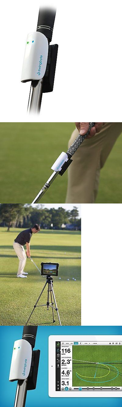 Other Golf Training Aids 14109: Swingbyte 2 Golf Training Device BUY IT NOW ONLY: $186.23