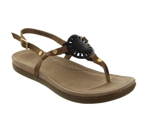 Original Designed Womens Casual Shoes - UGG Ayden Chestnut Leather