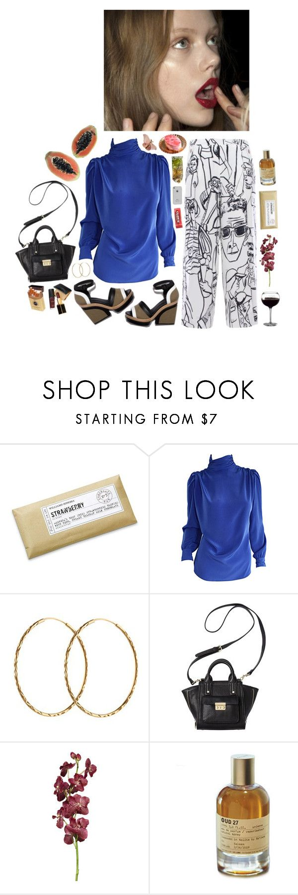"""""""7/100 - Death is the pulse in your eye on your very last breath"""" by pentax ❤ liked on Polyvore featuring Williams-Sonoma, Emilio Pucci, St. John, Pierre Hardy, Pernille Corydon, Tom Ford, 3.1 Phillip Lim, duty free, OKA and Le Labo"""