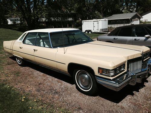1975 Cadillac Sedan Deville - Howard Lake, MN #1124649177 Oncedriven