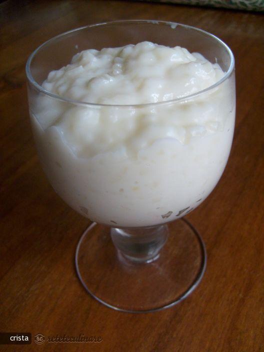 Sutlac - Budinca de Orez cu Lapte - Reteta Turceasca