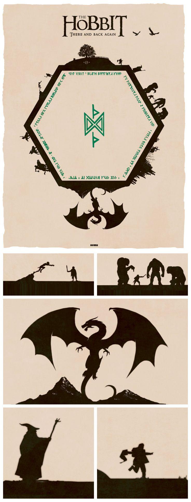 The Hobbit by Matt Ferguson