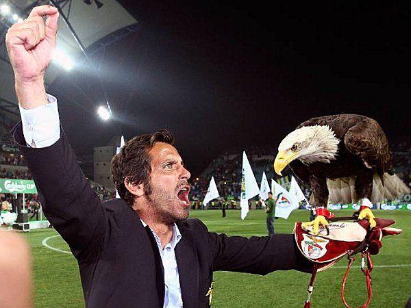 Quique Flores, SL Benfica