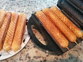 Receita de Crepe Suíço no Palito Super Fácil e Deliciosa - Receitas de ...