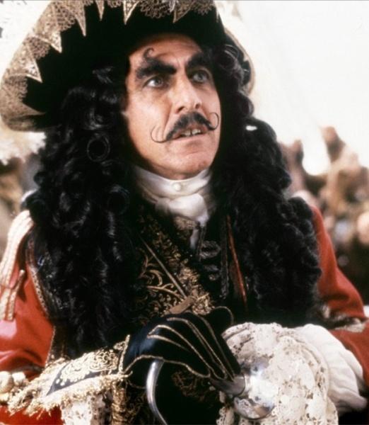 Hook (1991) - Dustin Hoffman
