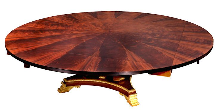 Metamorphic Dining Table - Round (Seats up to ten)