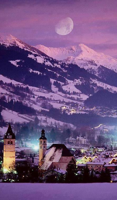 #Kitzbuehel, Austria