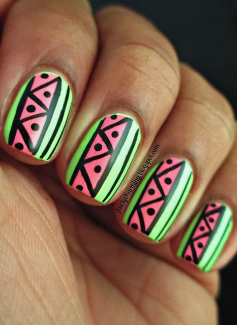 Fairly Charming: Watermelon Tribal