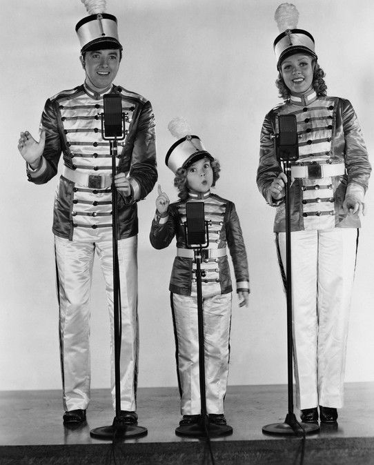 Jack Haley, Shirley Temple, and Alice Faye in Poor Little Rich Girl (1936)