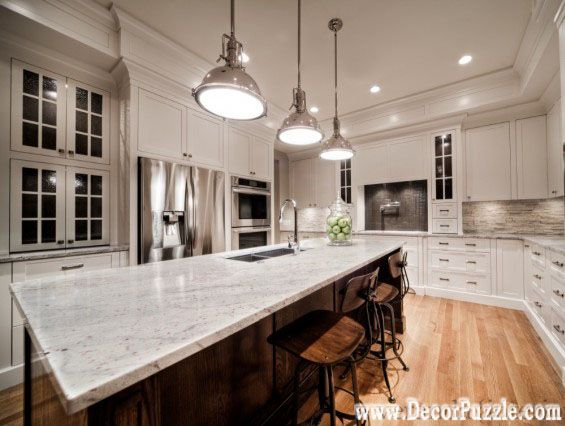 River White Granite Countertops, White Granite Worktops, Traditional  Kitchen Style | Granite | Pinterest | River White Granite, White Granite  Countertops ... Design Inspirations