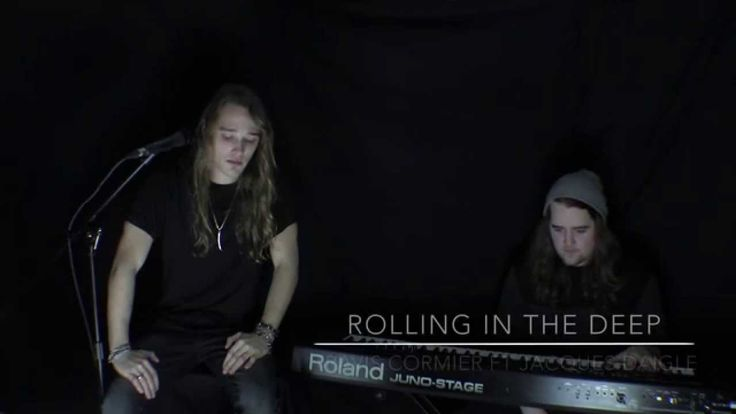 Travis Cormier - Rolling in the deep (Cover)