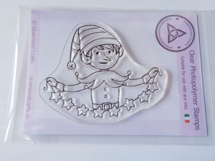 Jaydee A7 Clear Photopolymer Stamp