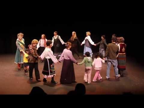 Hungarian Folk Dance - Kortanc!