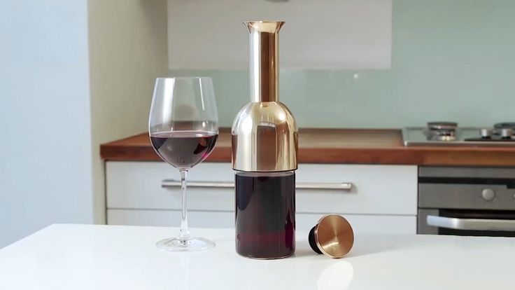 Christmas Pre-Sale! A beautiful innovation in wine preservation
