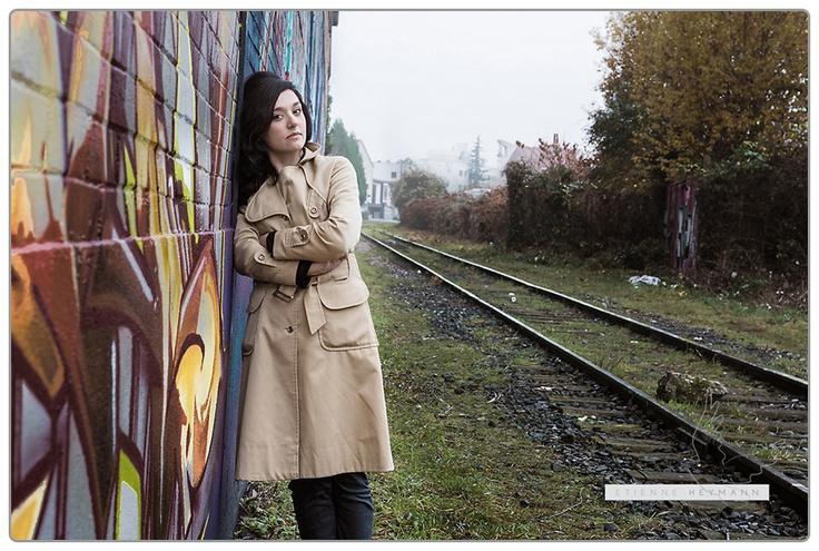 Clara Meloni par Etienne Heymann