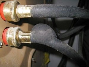 Flooded Home Caused by Washing Machine Hoses - http://www.rmraz.com/flooded-home-caused-by-washing-machine-hoses/