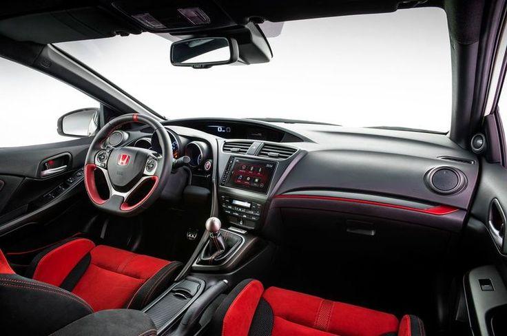 Honda Civic Type R Concept Revealed at the #ParisMotorShow.