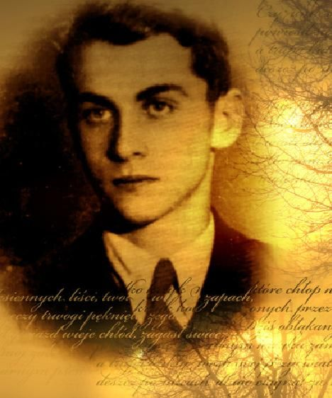 He was only 23. His name was Krzysztof Kamil Baczynski. He was one of many whose lot it was to live through the tragic days of September, 1939, and not see liberation. He experienced – what he himself envisioned – a shower of bullets, grenades, hitting the dirt, and 'one charge only, straight up to heaven'. From this supreme sacrifice of countless such young daredevils was supposed to be born a mighty Poland free as a bird: '... We'll raise a house of iron,' he wrote in January, 1943.
