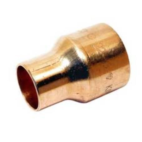 Reducción para tubo de cobre H-H