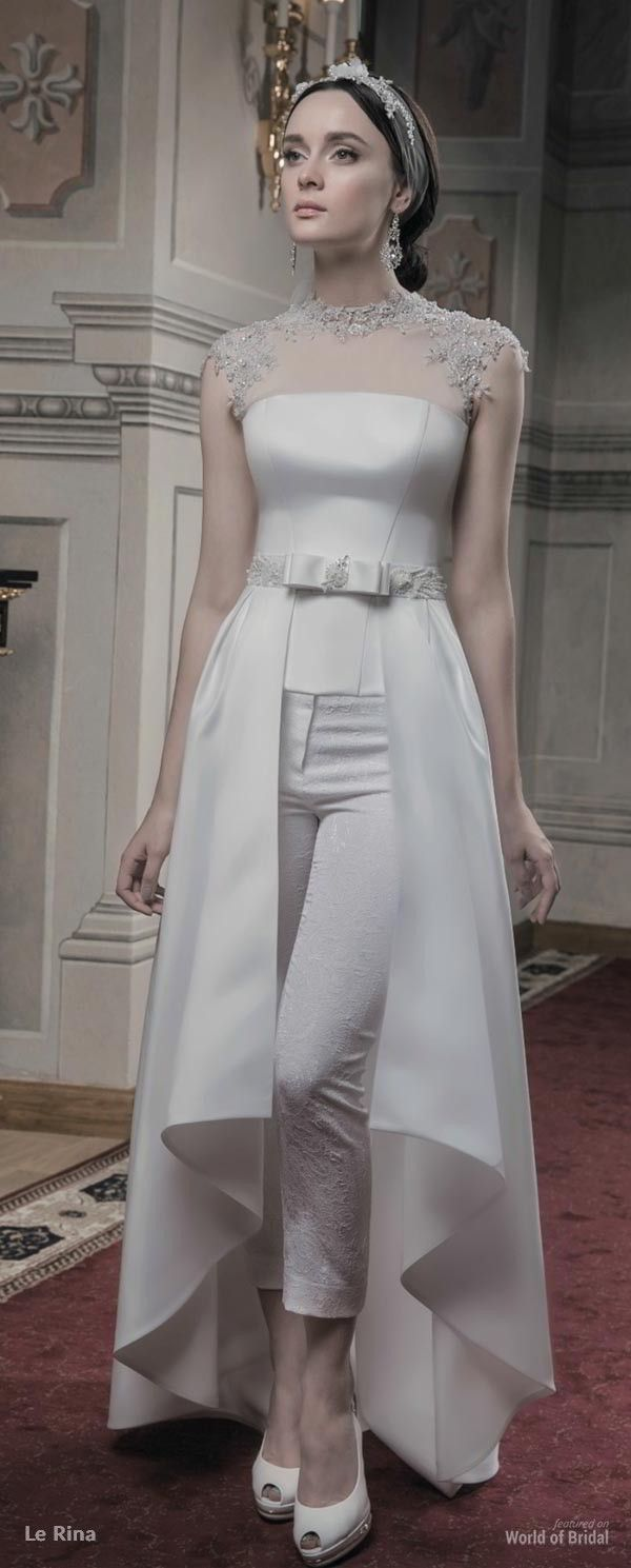 Le Rina 2015 Wedding Dress