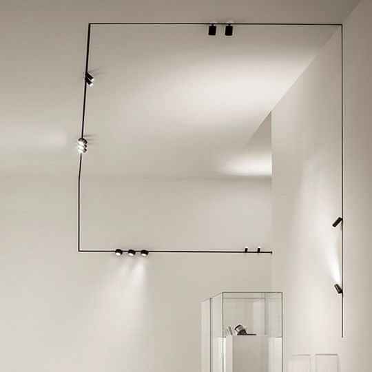 1000 ideas about track lighting on pinterest track for Faretti flos