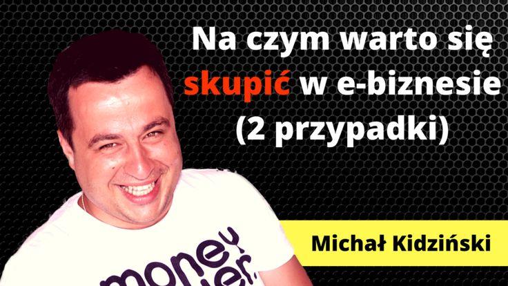 Na czym warto się skupić w e-biznesie na starcie i w trakcie jego rozwoju aby nie marnować swojego czasu: http://blog.swiatlyebiznes.pl/na-czym-warto-sie-skupic-w-e-biznesie-2-przypadki/