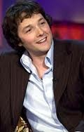 Chris Addison - Comedian - Sideburns - Hint of Hairy Chest = Yum