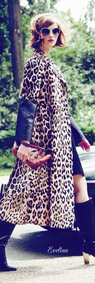 Love Leopard #Luxurydotcom
