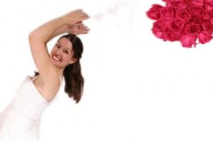 Bouquet toss alternatives