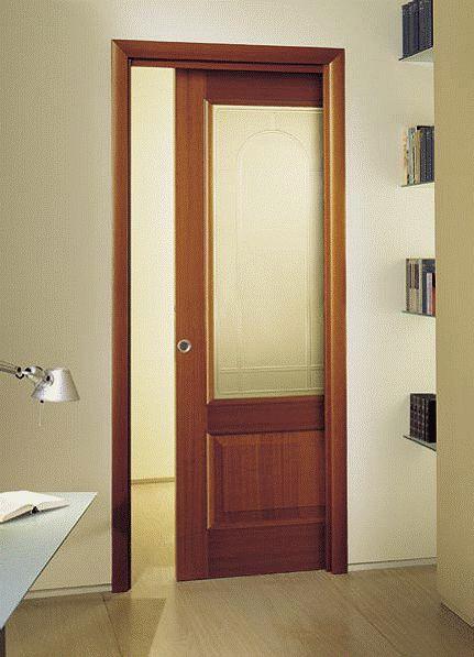 Porte interne divisorie scorrevoli ad un 39 anta classiche for Ferrero porte prezzi