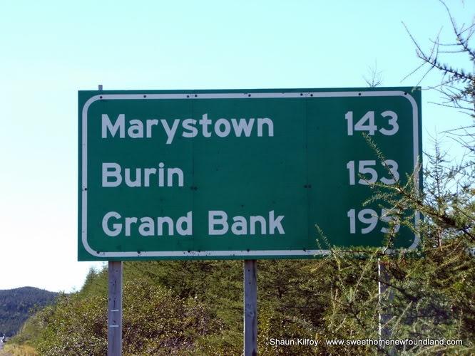 Burin Peninsula Highway, Newfoundland