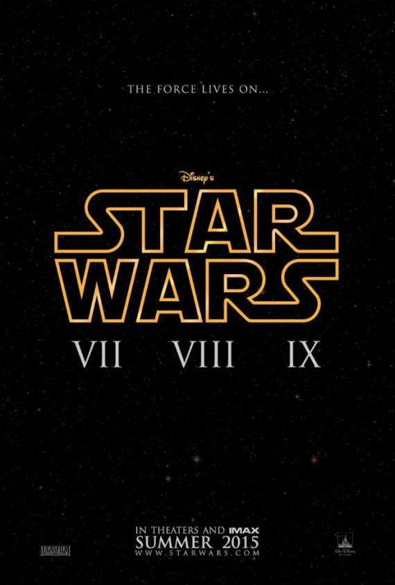 Star Wars: Episode VII (2015) // articles: http://screenrant.com/tag/star-wars/