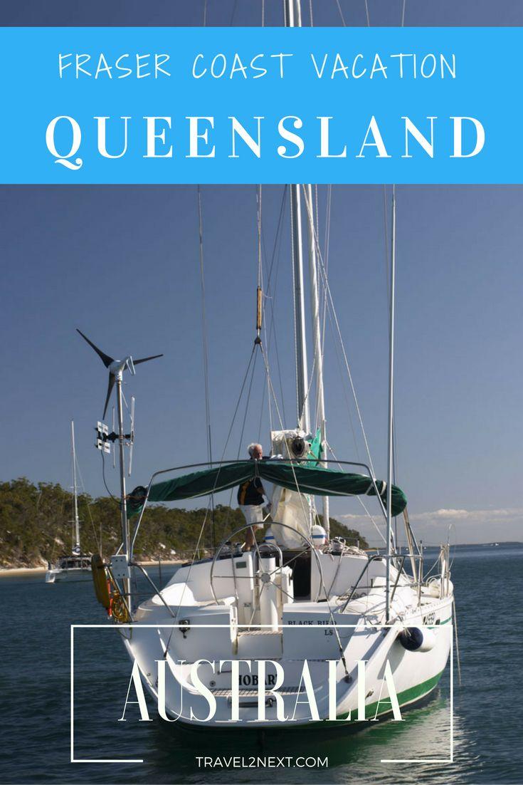 Fraser Coast vacation. A Fraser Coast vacation will take you to Hervey Bay, Maryborough and World Heritage-listed Fraser Island.