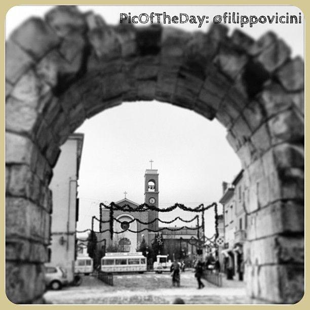 #Picoftheday #turismoer Una Rimini dal sapore un pò retrò.. :) Complimenti e grazie a @filippovicini