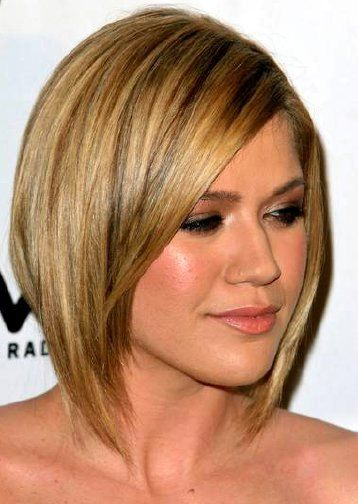 Still one of my favorite hairstyles...the inverted bob.