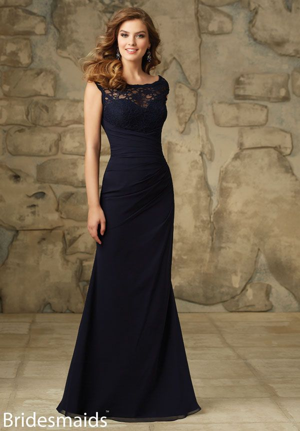 Best 25  Navy chiffon dress ideas on Pinterest | Short chiffon ...