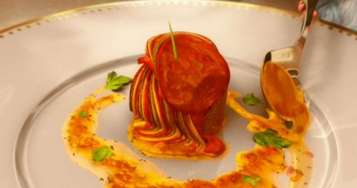 DIY: Create Remy's Ratatouille   Lifestyle   Disney Style  Learn to make Remy's version of ratatouille from Ratatouille, and remember: anyone can cook!