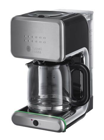 Ekspres do kawy Illumina posiada zaawansowaną technologię filtrowania, zapewniającą szybkie i równe pokrycie wodą zmielonej kawy, oraz gwarantującą lepsze wydobycie smaku. Osiąga temperaturę parzenia o 65% szybciej i ma funkcję godzinnego utrzymania ciepła - po tym czasie wyłącza się automatycznie. Kliknij www.kochamdom.pl