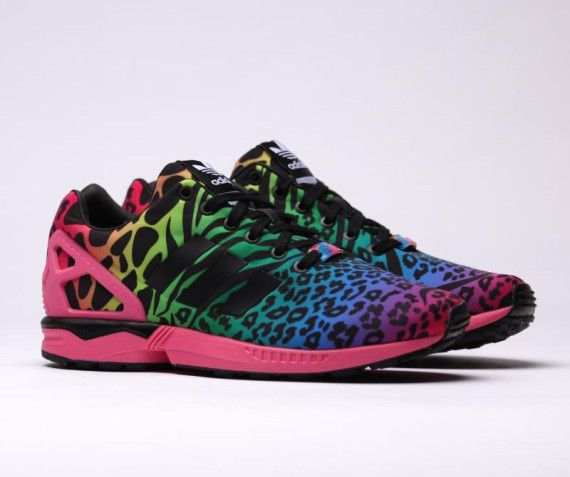 Italia Independent x adidas ZX Flux - Multicolor   Available Now