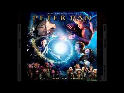 Fairy Dance - Peter Pan Soundtrack by James Newton Howard. I love the music from that movie.