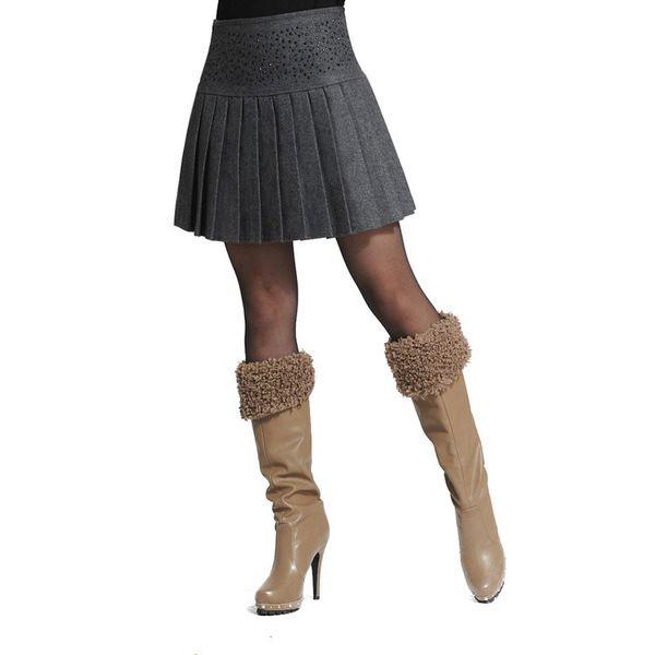 Gepareld taille rok van edlwise op DaWanda.com