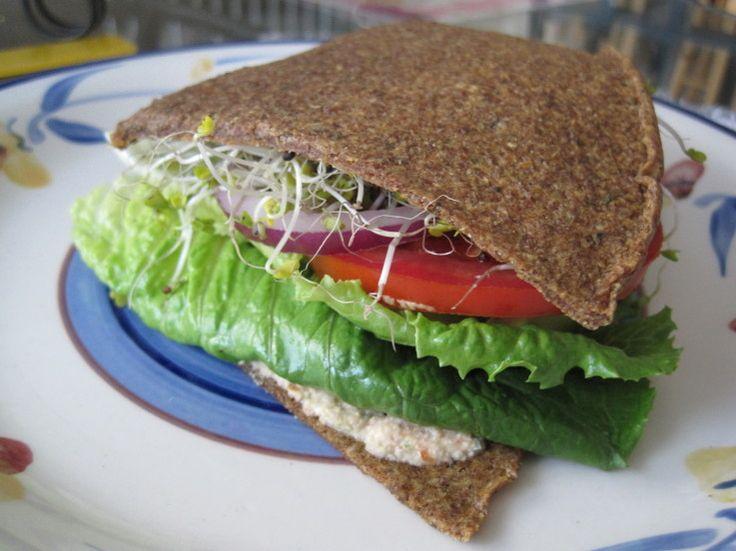 Good Life Cafe: All raw vegan cafe.