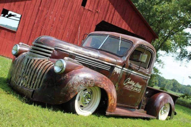 1946 Chevy Chevy Trucks Older Rat Rod Hot Rod Trucks