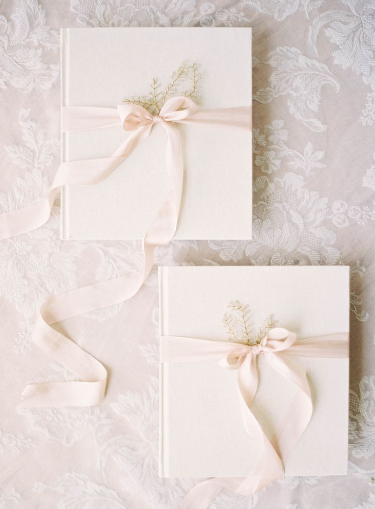 Heirloom Bindery Signature Album in 8x8   Lay Flat with Fine Art Paper Prints   Twins wrapped in Feminine Pink Silk   Fine Art Wedding Albums   Albums for Film Shooters   Hand Bound   Photo Rag