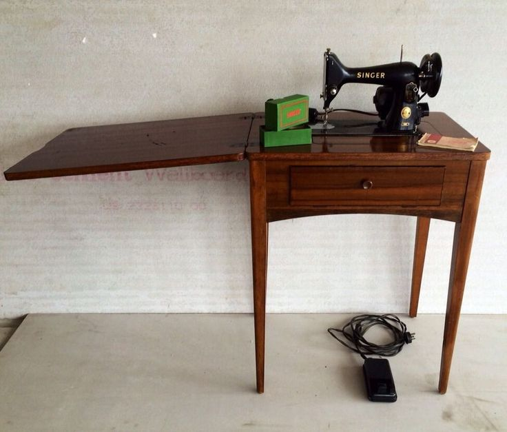singer sewing machine table models