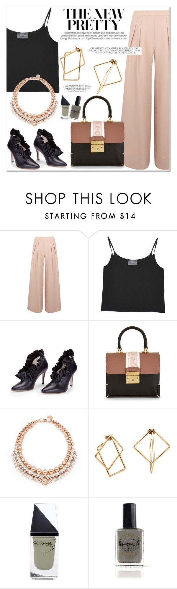 """""""Chic tuesday!"""" by runway2street ❤ liked on Polyvore featuring Antipodium, Zoe Lee, MayraFedane, Ellen Conde, Caterina Zangrando, GUiSHEM and Lauren B. Beauty"""