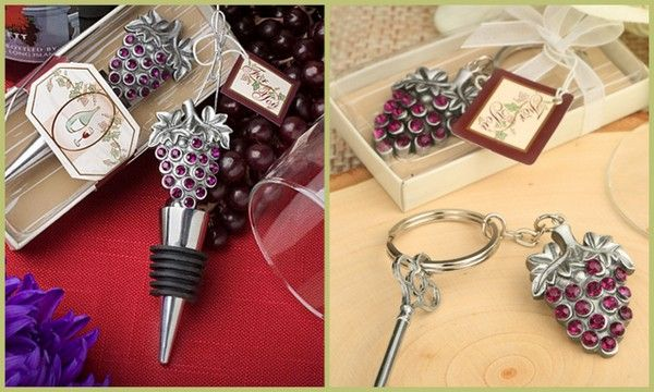 Vineyard Grape Design Favors from HotRef.com