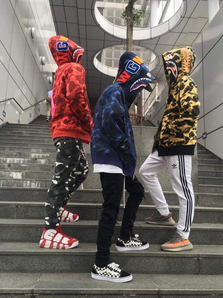 Follow @XxSneakerHeadsxX for more poppin pins | BAPE ...