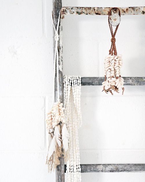 You just can never have too many – tassels! Perfect for accessorising your fav pieces in the home.  ••  >Featured: Handmade Shell Tassels  >Listed under: Tassels  Online: www.aboynamedaaron.com.au  ••  Styled: @aarondarcycreative  For: @aboynamedaaron (at...