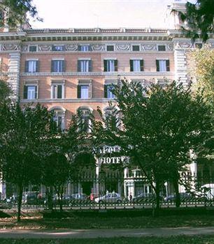 Napoleon Hotel, Rome, Italy